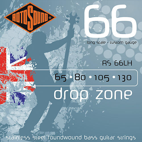 Rotosound RS66LH Bass Strings Long Scale-thumbnail
