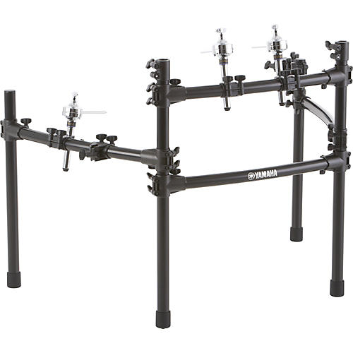 Yamaha RS700 Electronic Drum Set Assembled Rack System-thumbnail