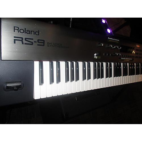Roland Workstation Keyboard 2018 : used roland rs9 keyboard workstation guitar center ~ Russianpoet.info Haus und Dekorationen