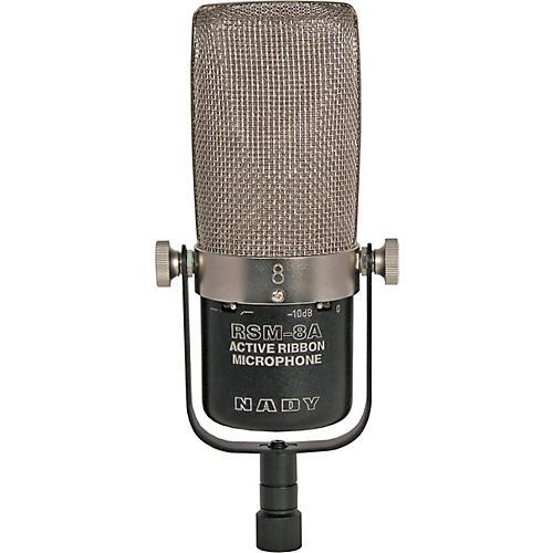Nady RSM-8A Ribbon Microphone