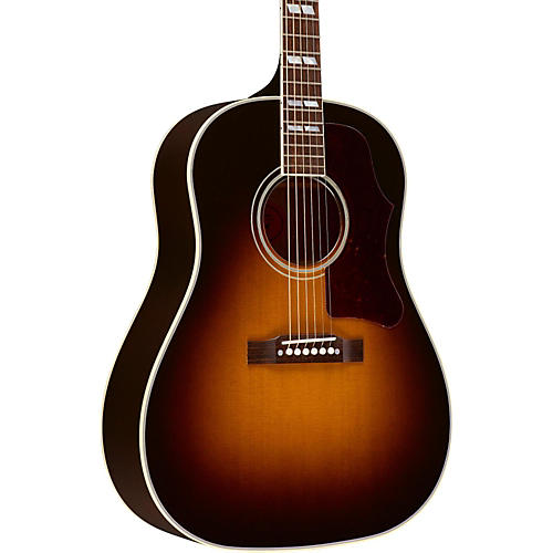 Gibson RSSJJPN17 Southern Jumbo Acoustic-Electric Guitar Vintage Sunburst