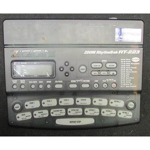 zoom drum machine rt 223