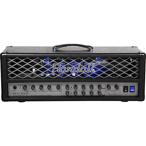 Randall RT Series RT100H 100W Tube Guitar Amp Head