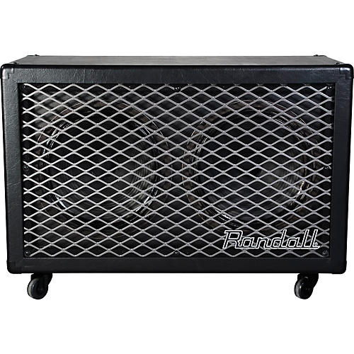 Randall RT Series RT212CX 50W 2x12 Guitar Speaker Cabinet-thumbnail