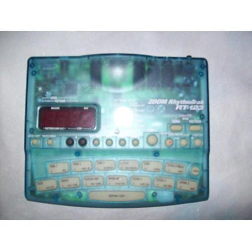 Zoom RT123 Drum Machine-thumbnail