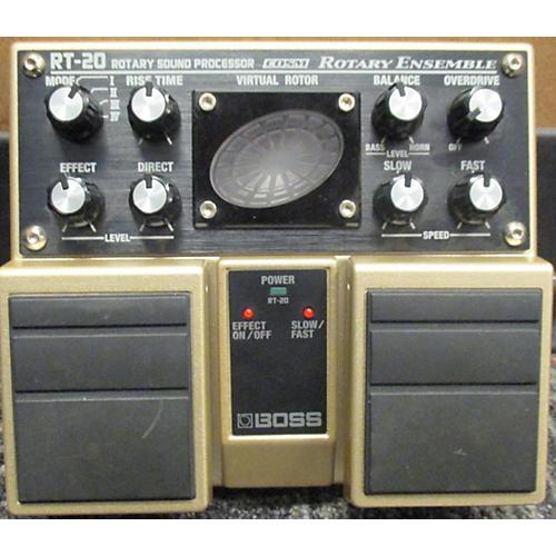 Boss RT20 Rotary Sound Effect Pedal-thumbnail