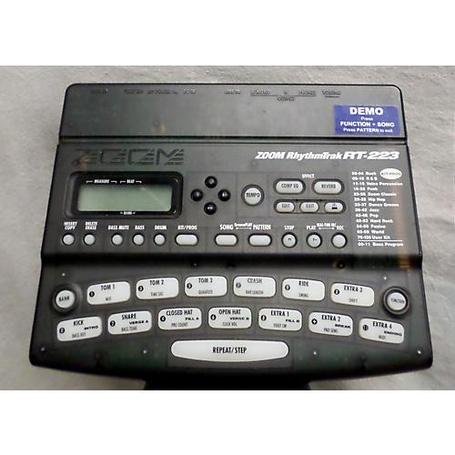 Zoom RT223 Drum Machine-thumbnail