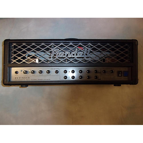 Randall RT503 Tube Guitar Amp Head-thumbnail