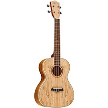 Manuel Rodriguez RTUSM Spalted Maple Tenor Ukulele Level 1 Natural Tenor