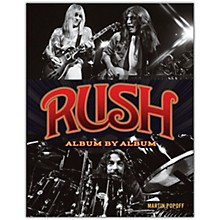 Hal Leonard RUSH - Album by Album