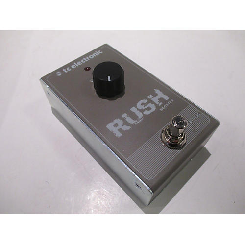 TC Electronic RUSH BOOSTER Effect Pedal