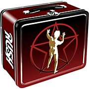 Hal Leonard RUSH Starman Lunch Box