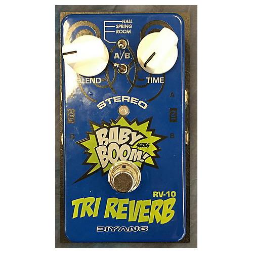 RV-10 TRI Reverb Baby Boom Series Effect Pedal