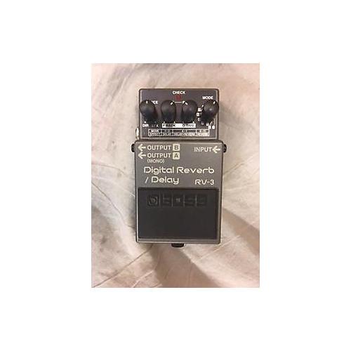 Boss RV-3 Effect Pedal