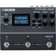 Boss RV-500 Reverb Multi-Effects Pedal