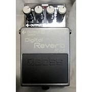Boss RV2 Digital Reverb Effect Pedal