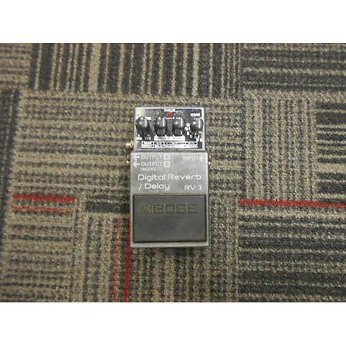 Boss RV3 Digital Reverb Delay Effect Pedal-thumbnail