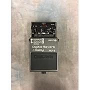 Boss RV3 Digital Reverb Delay Effect Pedal