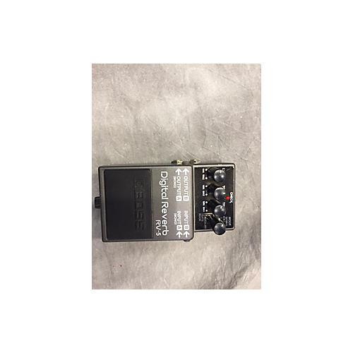 Boss RV5 Digital Reverb Effect Pedal-thumbnail
