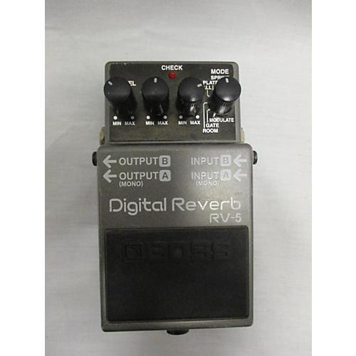 Boss RV5 Digital Reverb