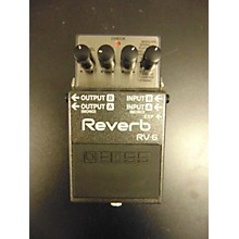 Boss RV6 Digital Reverb Effect Pedal