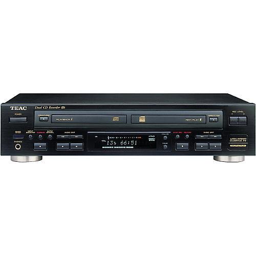 TEAC RW-D Dual Deck CD Burner-thumbnail