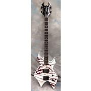 B.C. Rich RWBO Revenge Warlock Electric Bass Guitar
