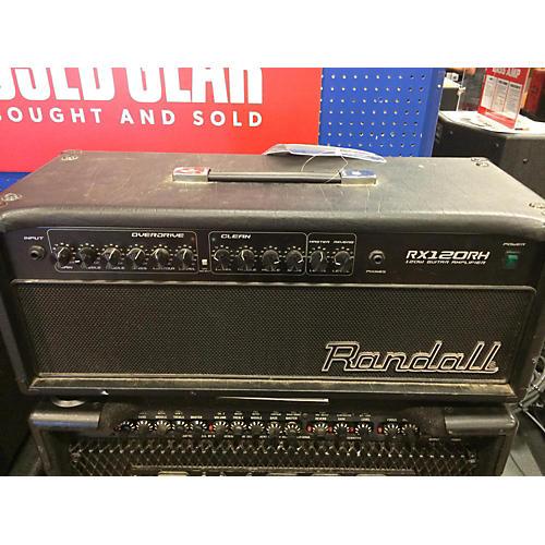 Randall RX 120RH Solid State Guitar Amp Head-thumbnail