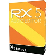 iZotope RX 5 Audio Repair & Enhancement Boxed