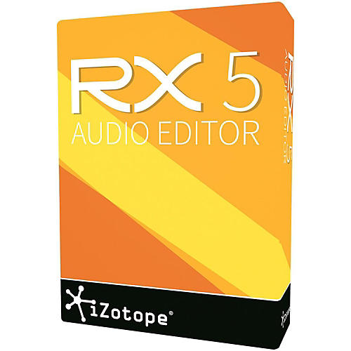 iZotope RX 5 Audio Repair & Enhancement Boxed-thumbnail