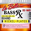 LaBella RX-N4D RX Nickel 4-String Electric Bass Strings-thumbnail