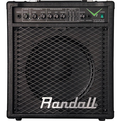 Randall RX Series V2XM 30W 1x12 Guitar Combo Amp
