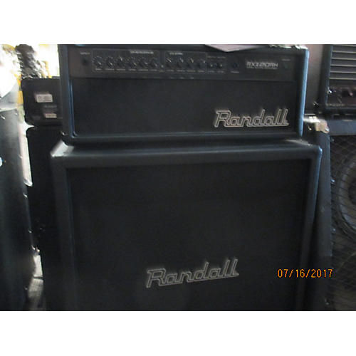 Randall RX120RH Guitar Stack