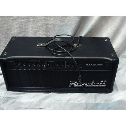 Randall RX120RH Solid State Guitar Amp Head-thumbnail