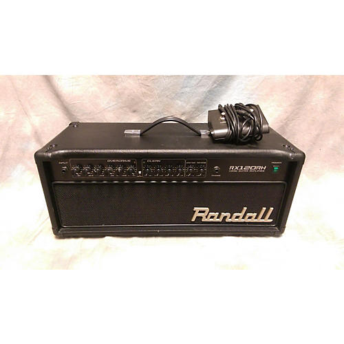 Randall RX120RH Solid State Guitar Amp Head-thumbnail