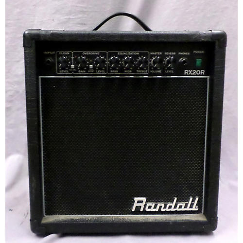 Randall Combo Amp : used randall rx20r guitar combo amp guitar center ~ Russianpoet.info Haus und Dekorationen