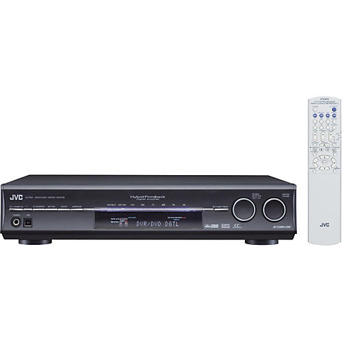 JVC RXD302 Receiver with Wireless USB PC Link