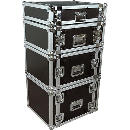 Musician's Gear Rack Flight Case