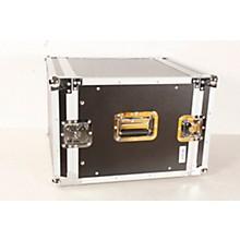 Musician's Gear Rack Flight Case Level 1 8 Space Black