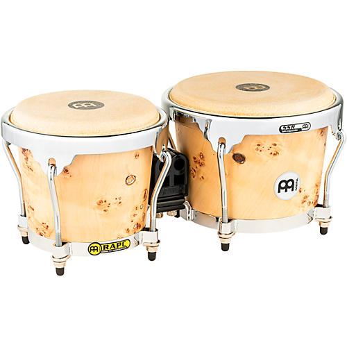Meinl Radial 5-Ply Wood Construction Bongos-thumbnail