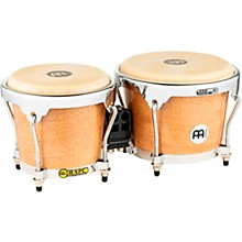 Meinl Radial 5-Ply Wood Construction Bongos Level 1 Cherry 6.75 & 8 in.