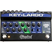 "Radial Engineering Radial ""Key-Largo"" Keyboard Mixer, Performance Pedal and DI Box"
