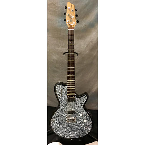Godin Radiator Cool Sound Solid Body Electric Guitar-thumbnail