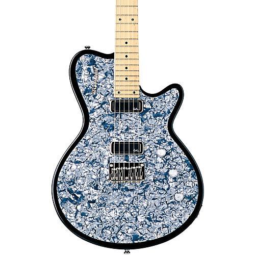 Godin Radiator Electric Guitar Black Onyx Maple Fretboard