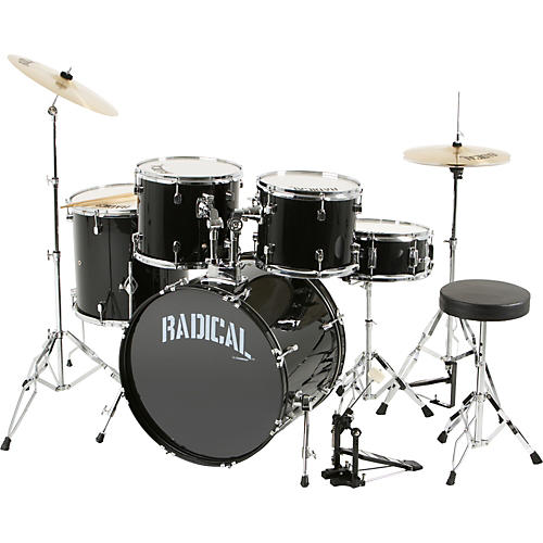 Cannon Percussion Radical 5 5-Piece Drum Set