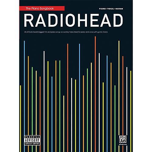 Alfred Radiohead - Piano Songbook-thumbnail