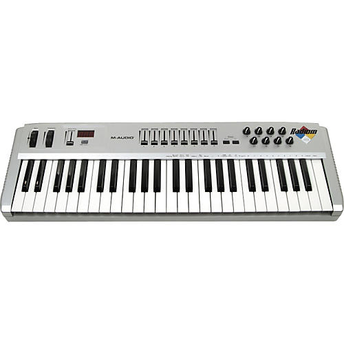 M-Audio Radium49 49-Key USB MIDI Controller-thumbnail