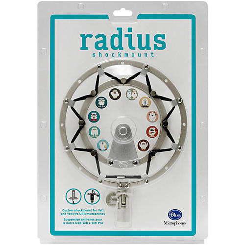 Blue Radius Shockmount for Yeti/Yeti Pro Microphone-thumbnail