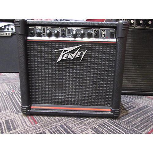 Peavey Rage 158 1X8 15W Black Guitar Combo Amp-thumbnail