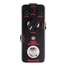 Mooer Rage Machine Metal Distortion Guitar Effects Pedal
